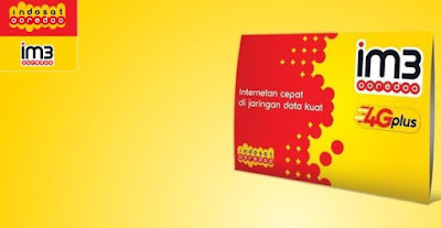 Fup Fair Unlimited XXL 4G Indosat
