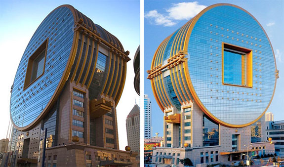 You are NOT an Architect: The F*! Ugly Building