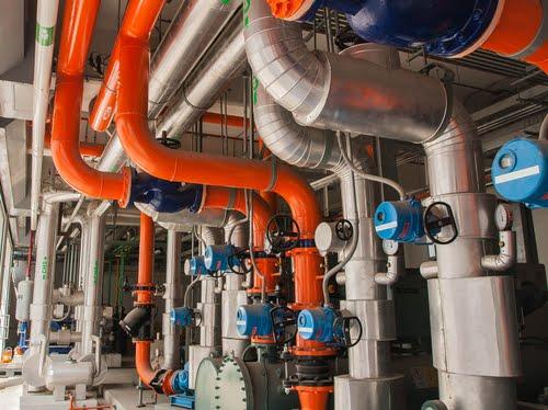 Hot Water Installtation