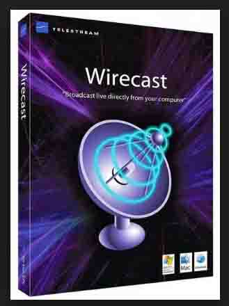 Telestream Wirecast Pro 8.1.0 Full Version Free Download