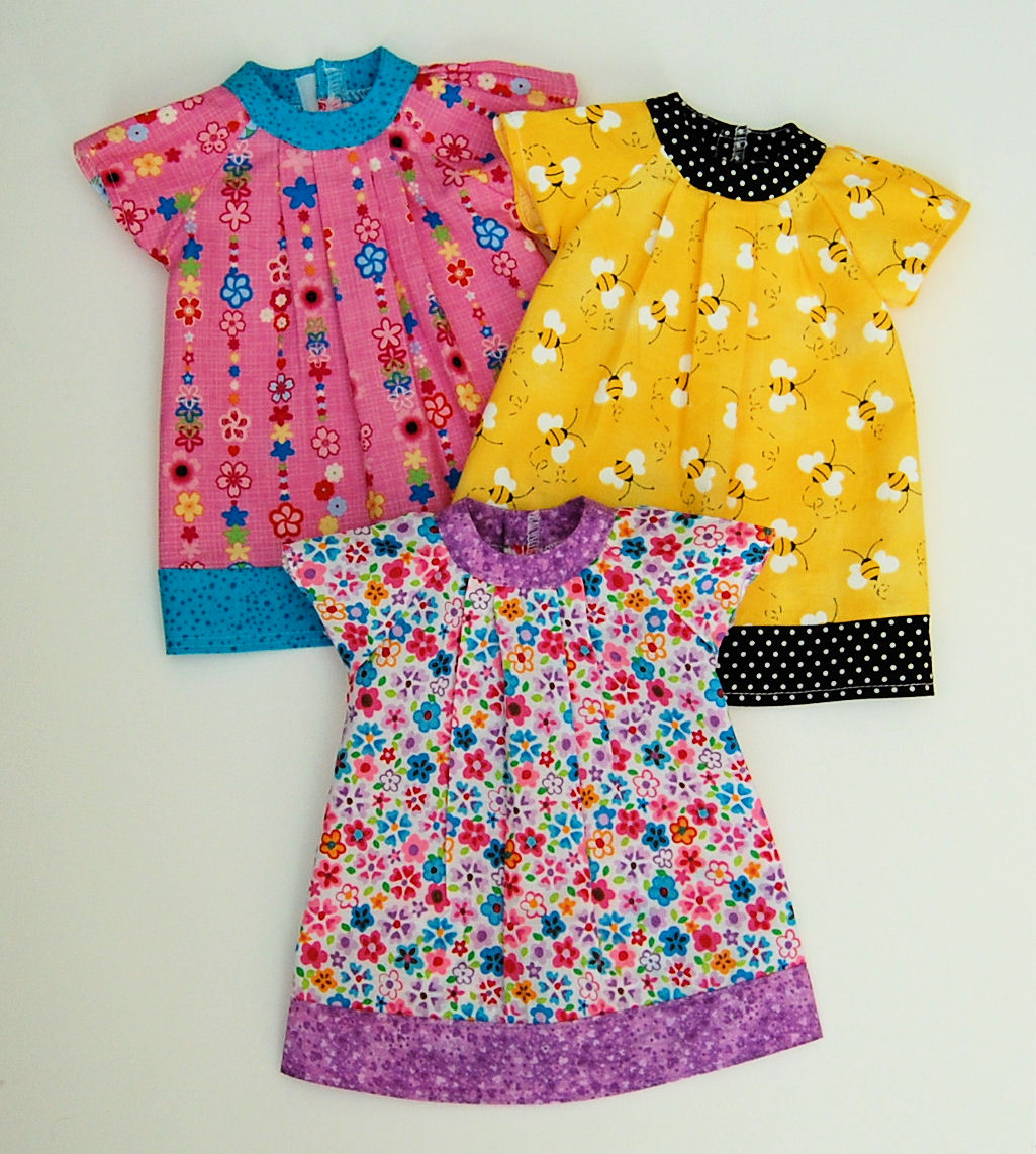 Sewing For American Girl Dolls Summer Dresses In Winter