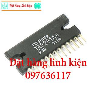 IC TA8251AH Điện tử