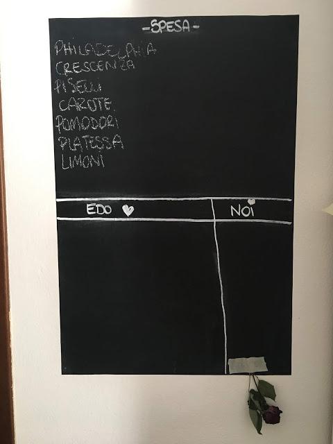 Il nostro menù settimanale