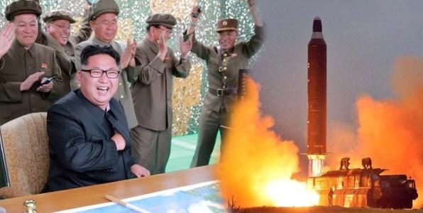 Peringatkan AS, Kim Jong Un: Tombol Nuklir Selalu Ada di Meja Saya