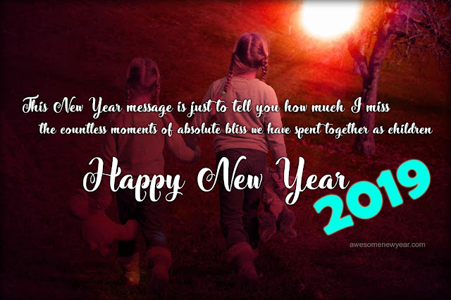 New Year Quotes and Sayings 2019
