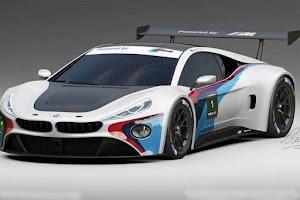 BMW Siap Rancang Mobil Supercar Untuk Pesaing Lamborghini