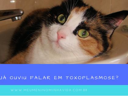 Você já ouviu falar em toxoplasmose?