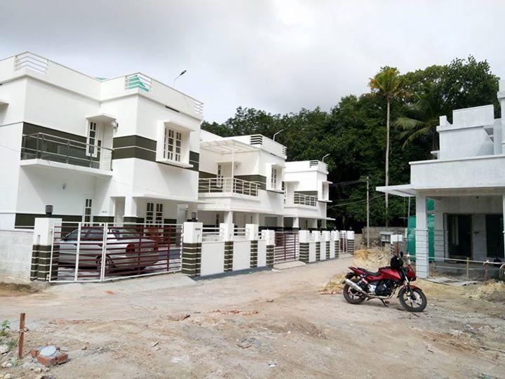 Villa For Sale at Chanthavila, Kazhakuttam, Thiruvananthapuram, Kerala