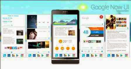 Aplikasi canggih Android Google Now