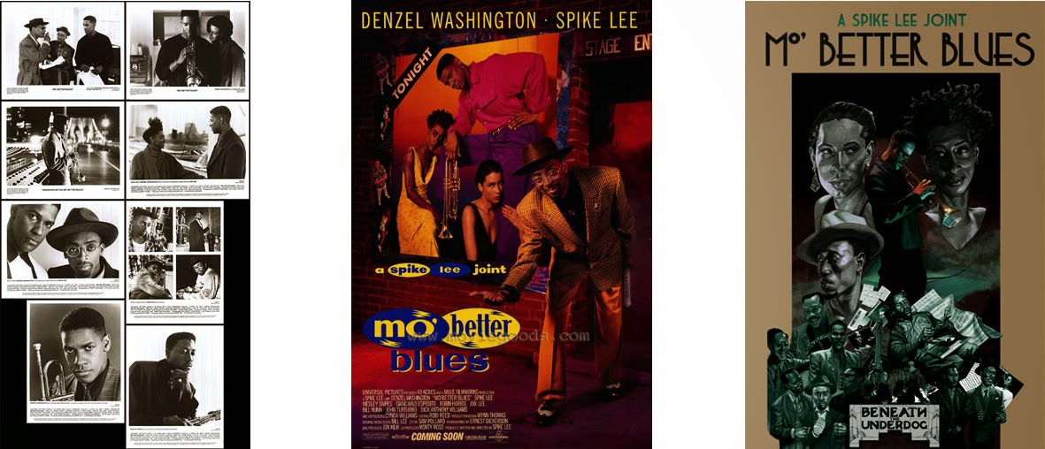 Mo' Better Blues - Czarny Blues (1990)