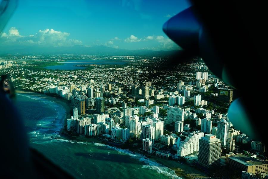 Avionetas en Puerto Rico