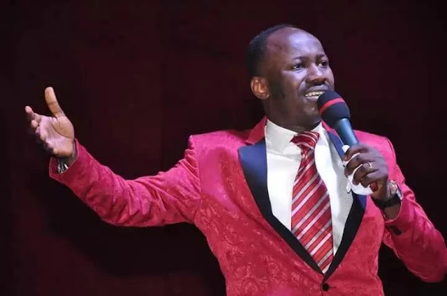 ''The Disciples Of Jesus Were Armed'' - Apostle Suleiman