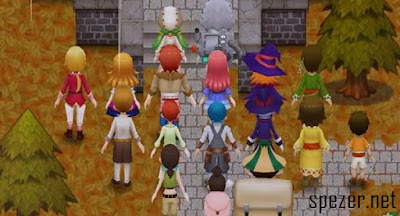 Ending di Game Harvest Moon Light of Hope