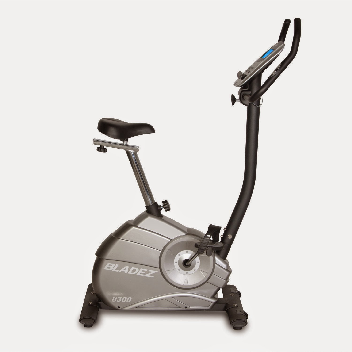 Bladez Fitness U300 Upright Exercise Bike, picture, image, review and compare features with U400 and U500i