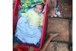 Miris, Kakak Beradik Ditinggalkan Ibunya di Jalan