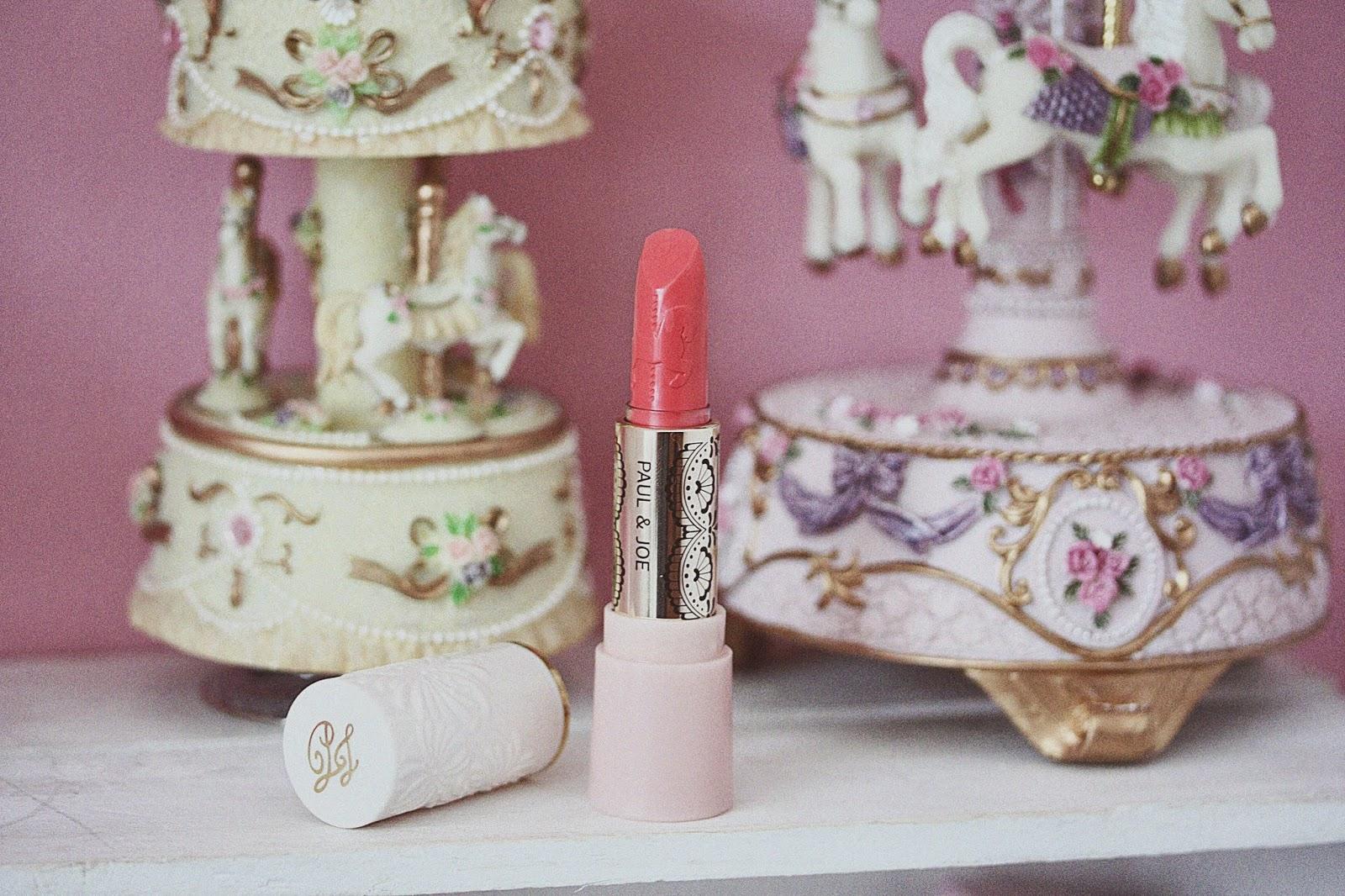 rose mademoiselle - paul and joe carousel beauté