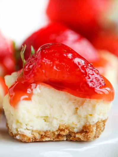 Míní Cheesecakes