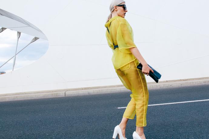 outfit blogerka mbpfw fashion week lukáš krnáč nahota móda