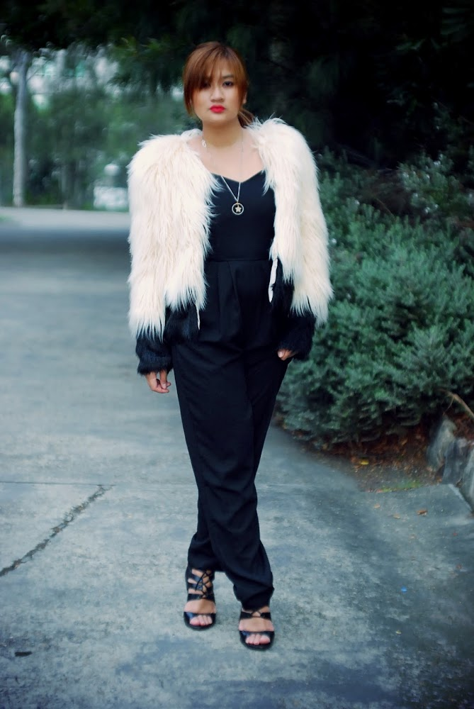 St Frock Arctic Furry Jacket Limecrime Suedeberry Velvetines