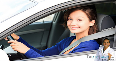 Head Rests and Whiplash Prevention - El Paso Chiropractor