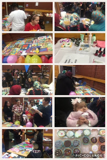 Collage of pictures from our Women's Day event [1]