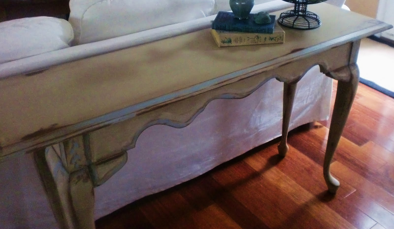 Preferred Painted Sofa Table Gallery Decoration Ideas Kq68