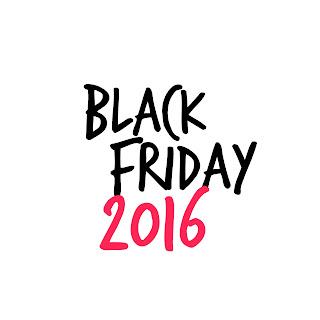 BLACK FRIDAY 2016 MAQUILLAJE Y COSMETICA