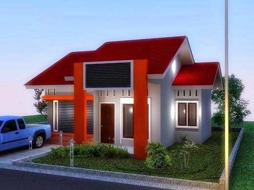 Rumah Sederhana Minimalis Dengan Desain Modern