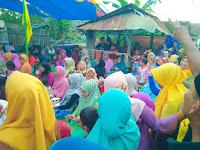 <b>HML Janjikan Pengadaan Air Bersih di Wadumbolo Dalam Masa 100 Hari Kerja</b>