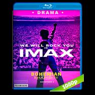 Bohemian Rhapsody: La historia de Freddie Mercury (2018) Full HD 1080p Audio Dual Latino-Ingles