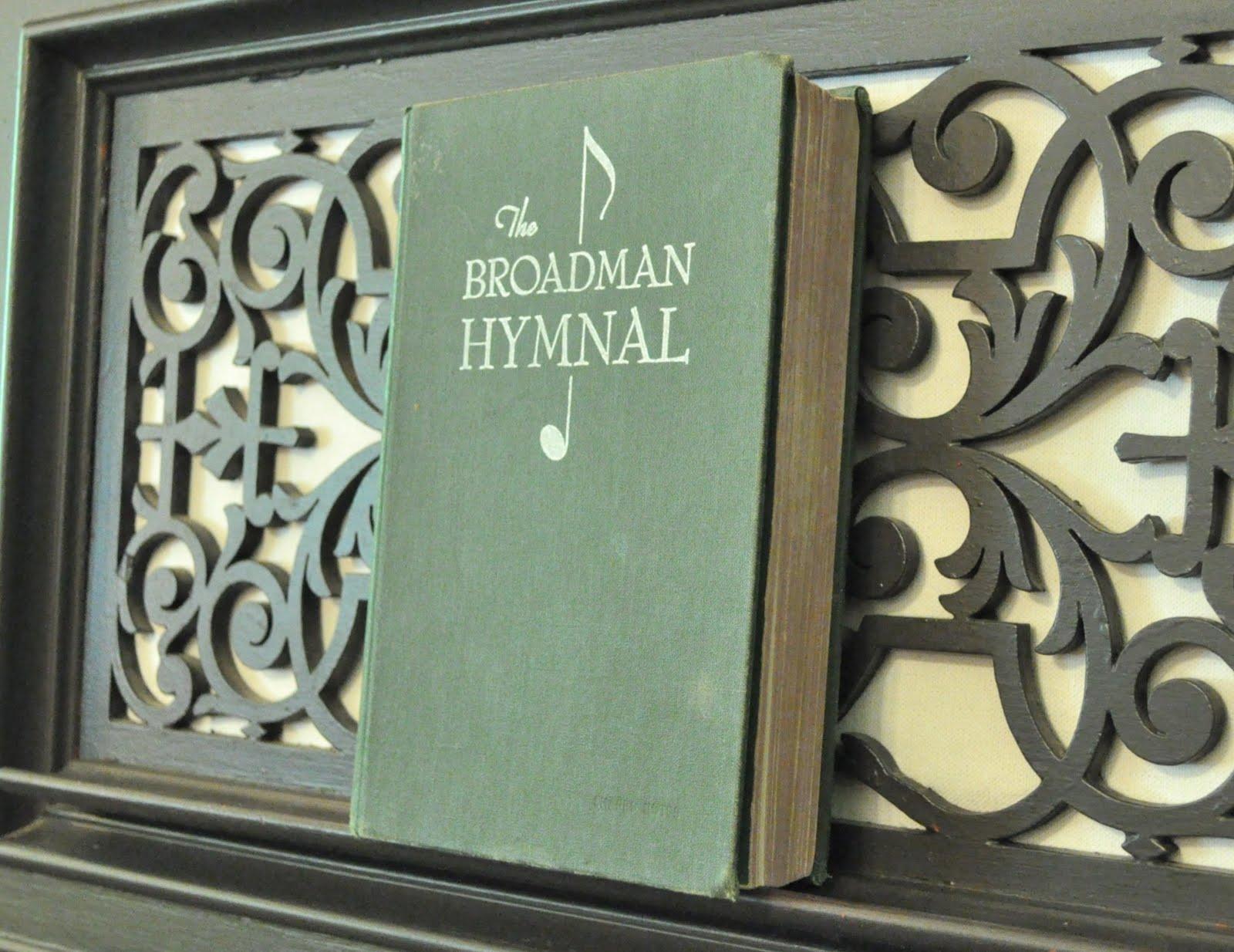 Image result for broadman hymnal