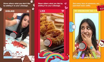 21歲以下限定!Facebook推影片優先交友app「Lifestage」跟Snapchat搶客