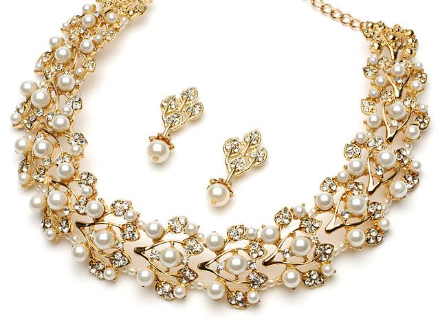 paulbarford heritage the ruth gold jewellery in Dubai
