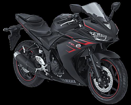 Warna Baru Yamaha YZF R25 MY 2017