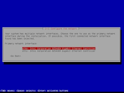 Cara Instal linux Debian 2007
