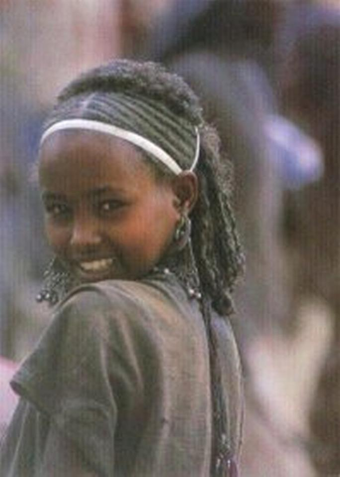 Miraculous Africa The Largest Continent On Earth Eritrea Short Hairstyles For Black Women Fulllsitofus