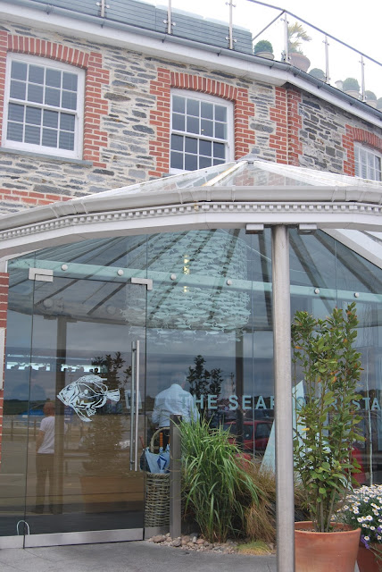 The Seafood Restaurant, Padstow photo by modernbricabrac