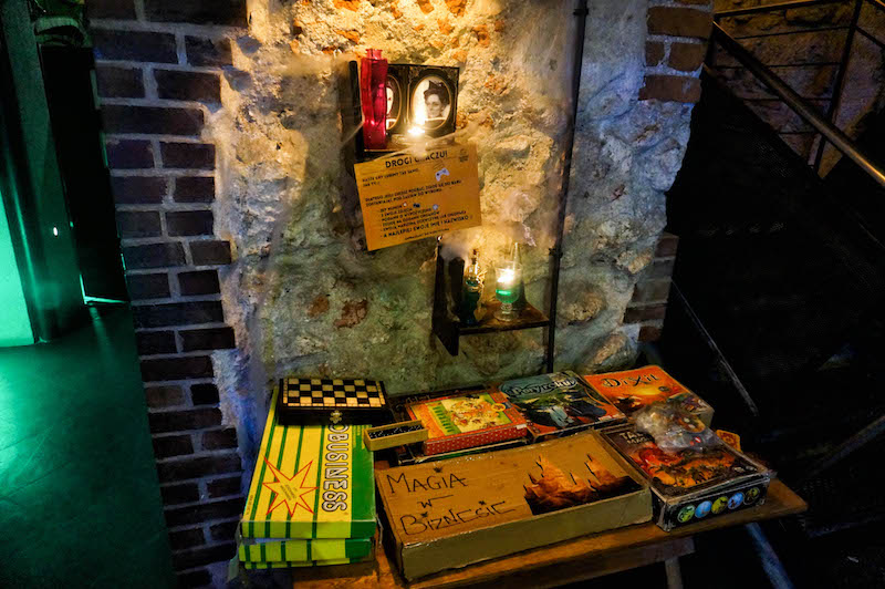 Dziórawy Kocioł w Krakowie, Harry Potter restauracja, potterowa restauracja, tematyczna restauracja Kraków