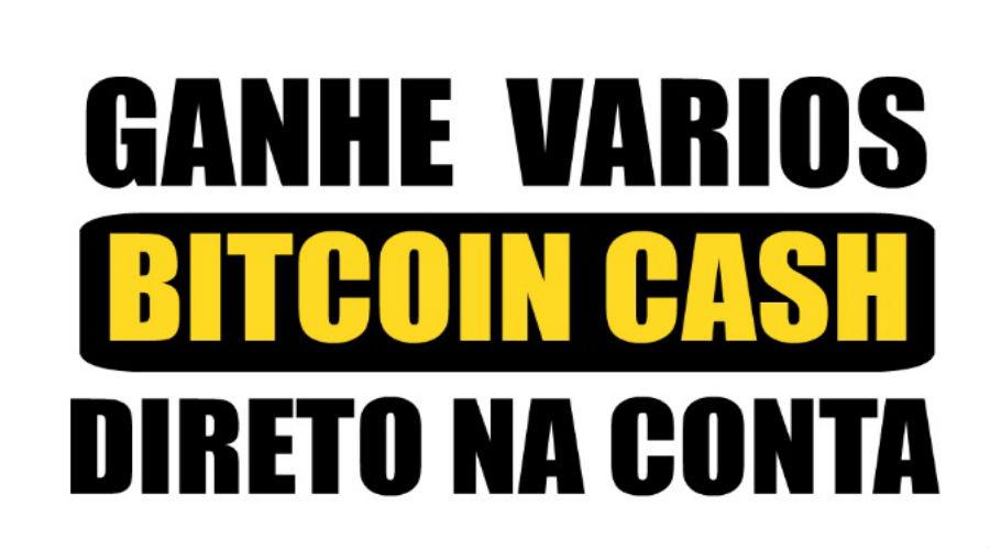 Ganhe bitcoin cash gratis direto na conta play negocios ganhe bitcoin cash gratis direto na conta ccuart Gallery