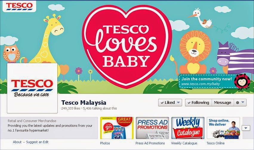 https://www.facebook.com/TescoMY