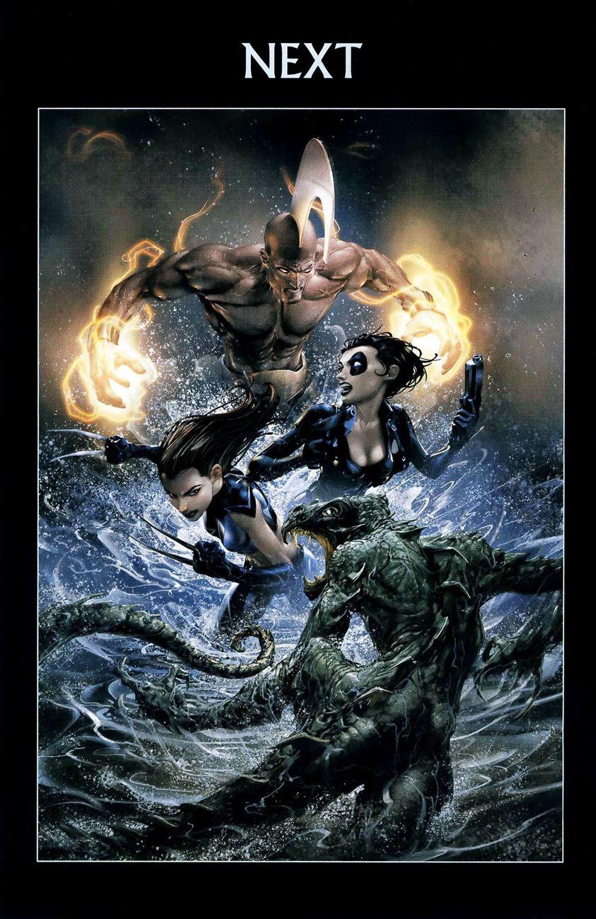 X-Men Necrosha chap 3 trang 24