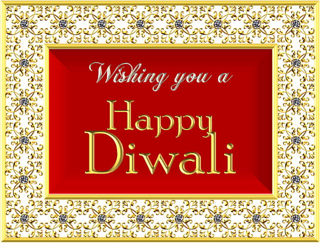Happy Diwali Greeting 2019 Image