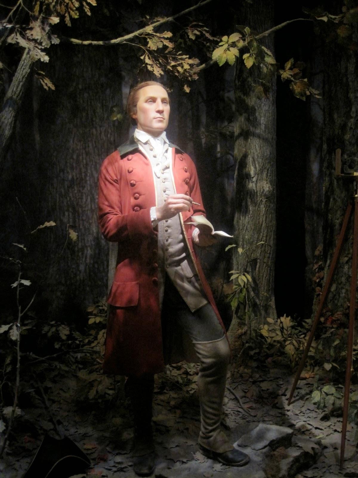 I Am June Jordan I Am George Washington I Am Philip Burten I Am Daily City