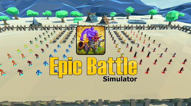 Epic Battle Simulator v1.4.5 Mod Apk Terbaru (Money/Unlocked)