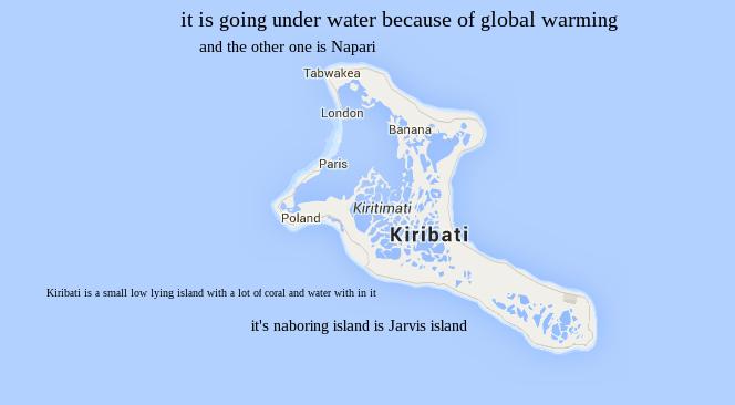 Kiribati Map Kiribati Maps Maps Of Kiribati Greenheart Project It - Kiribati map quiz