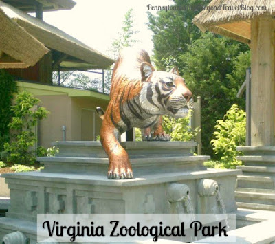 The Virginia Zoo in Norfolk, Virginia