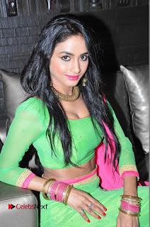 Actress Pooja Sri Pictures at Dandiya Navrang Utsav 2016 Curtain Raiser Event 0013