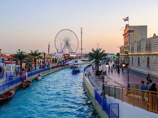 Global Village - 4H3M Dubai Shopping Festival Jan 2018 - Salika Travel