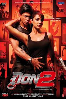 Don 2 (2011) ดอน นักฆ่าหน้าหยก 2  [พากย์ไทย+ซับไทย]