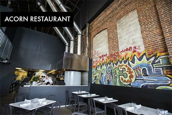 Acorn Restaurant Denver | Quirky, Brown Love